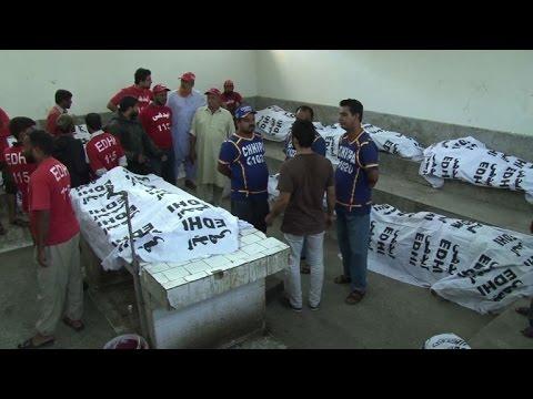 Incêndio em hotel de Karachi deixa 11 mortos