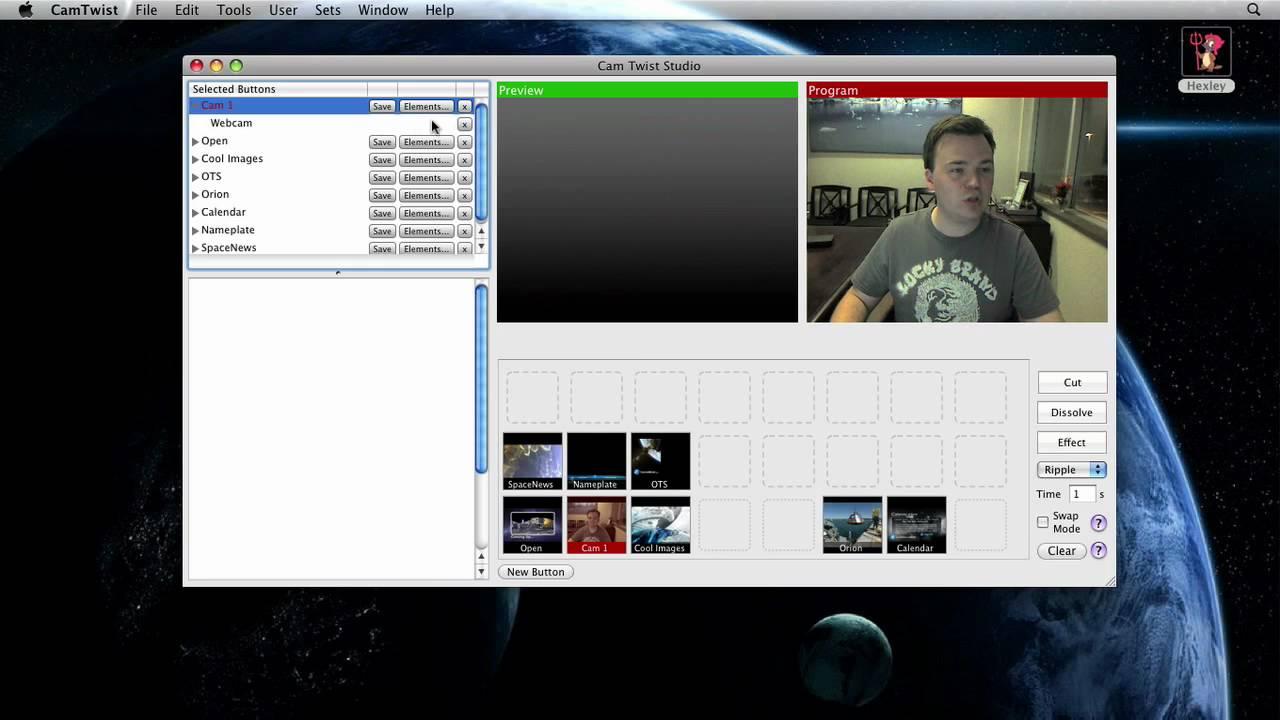 CamTwist | CamTwist Studio Basics