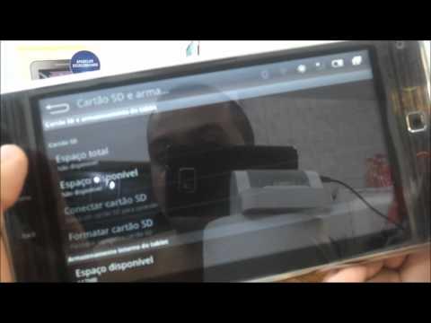 Tablet Huawei Ideos S7 - Primeiras Impressões