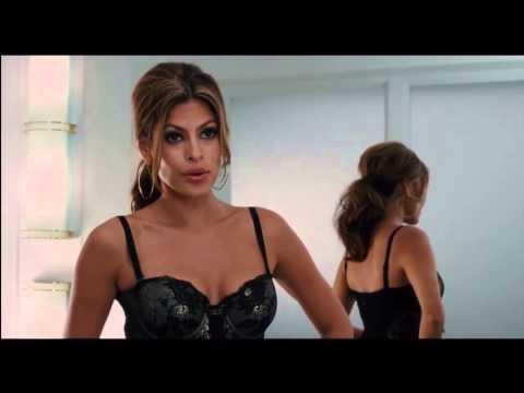 Eva Mendes Lingerie  Eva Mendes addresses pregnancy rumors