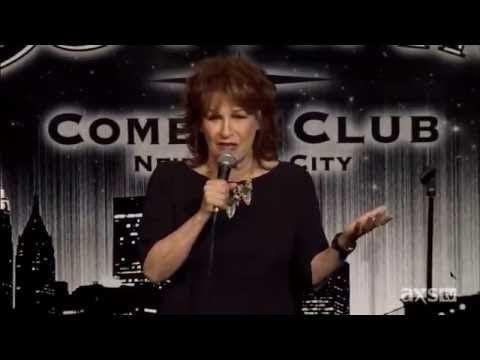 Joy Behar - Stand Up Comedy - Live Gotham Comedy Club