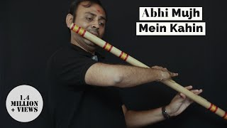 Abhi Mujh Mein Kahin Song | Agneepath Movie | Best Flute Cover - Flute Gurukul