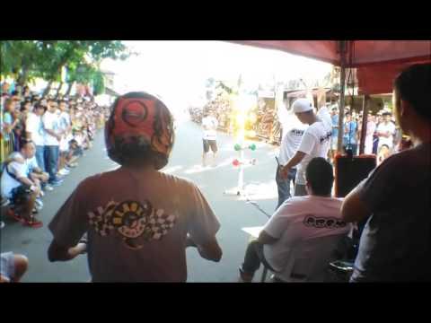 TANJAY DRAG RACE | Blade Racing vs Bike From Bacong