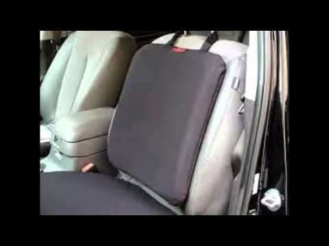 car seat back cushion youtube. Black Bedroom Furniture Sets. Home Design Ideas