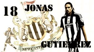 Jonás Gutierrez - Newcastle United (Light in the dark - Luz en la oscuridad)
