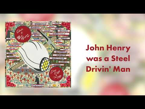 "Steve Earle & The Dukes - ""John Henry was a Steel Drivin' Man"" [Audio Only]"