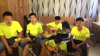 Rung Chuông Vàng - 2pl plus :) guitar cover