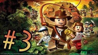 Прохождение Lego Indiana Jones: The Original Adventures, Храм Судьбы-1 (3).