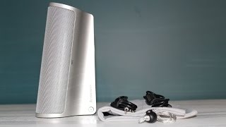 Unboxing Of Lenovo 500 2.0 Bluetooth Speaker with NFC, Mic
