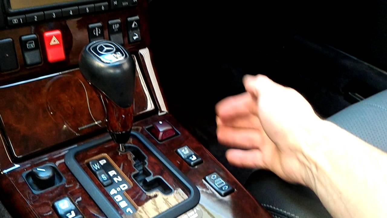 Mercedes Sl Convertible Top Problem