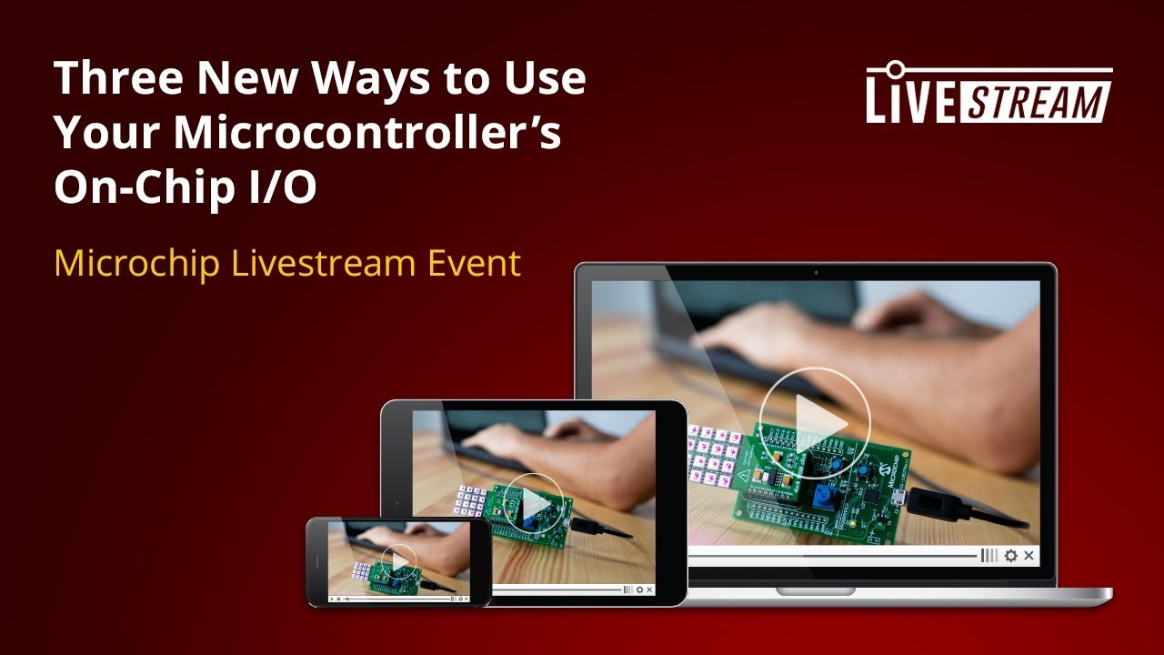 Three New Ways to Use Your Microcontroller's On-Chip I/O