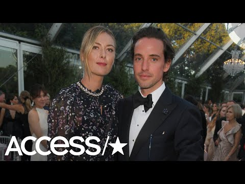 Maria Sharapova May Be Dating Prince William's Friend Alexander Gilkes | Access