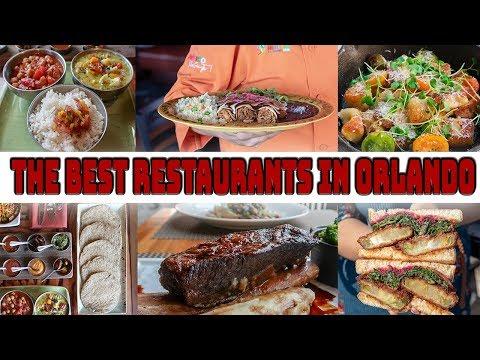 Orlando's Best Restaurants 2019 Edition