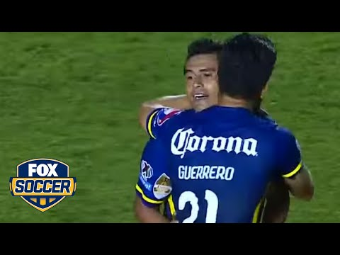 Tigres UANL vs. Club America | 2015-16 CONCACAF Champions League