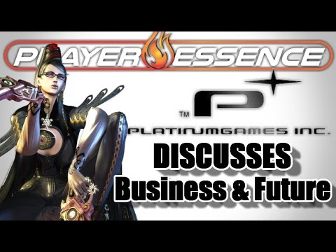 Platinum Games Talks Owning IP, Business, and Their Future