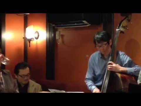 """""""I'll Be Seeing You"""" by Miki Kageyama with ePAQ at Jazz & Bar em's in Ginza, Tokyo"""