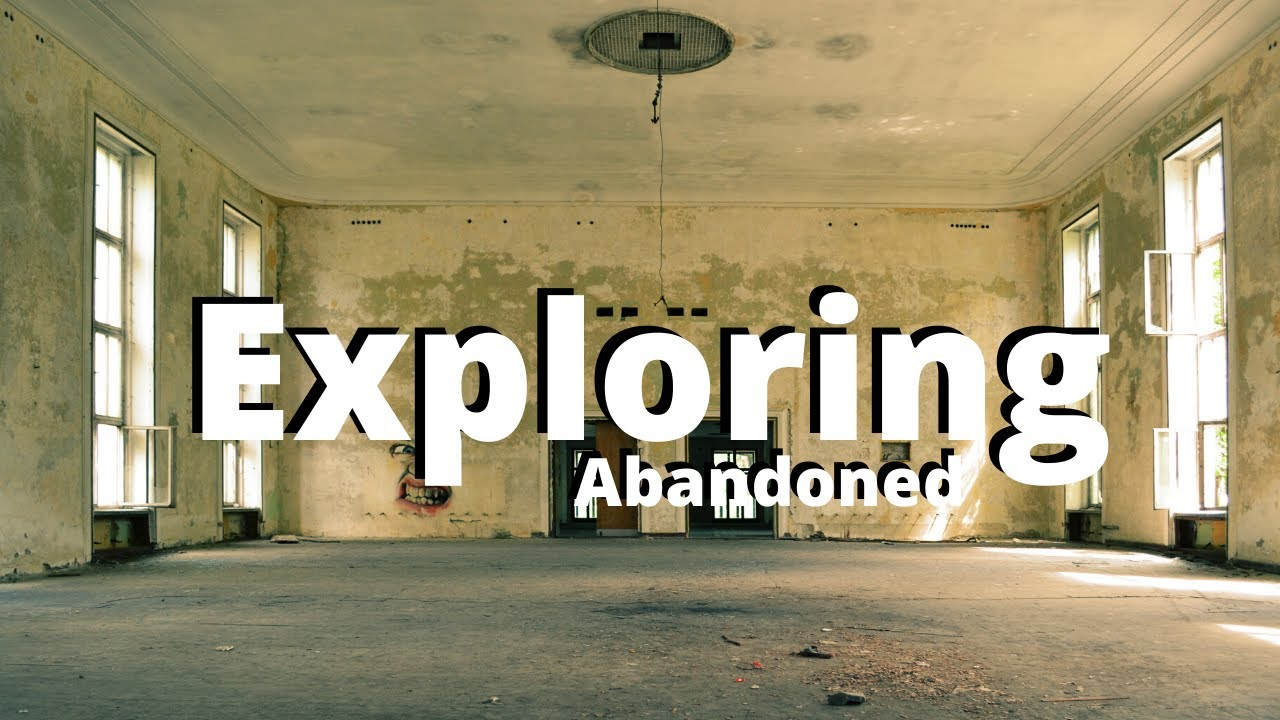 Exploring Eerie Abandon buildings Is It Haunted or Not? by: PSPR Paranormal Pursuit