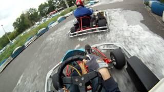 Karting, Chisinau 2012 FPV :)