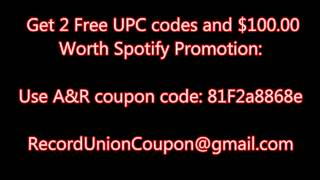 Record Union A&R Code: 81F2a8868e - Get music to Spotify, Itunes, Amazon, Google