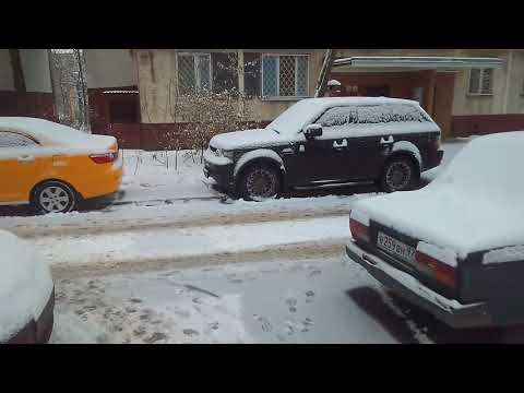 Москва. Ивановское. Улица Молостовых 06.12.2018