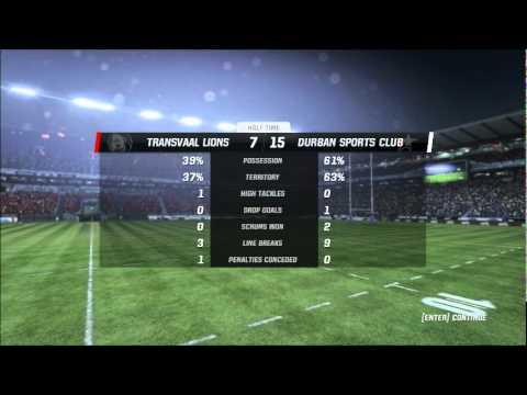 WFR XVI - Transvaal Lions vs Durban Sports Club