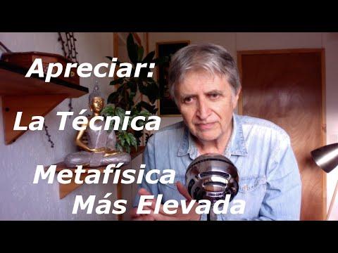 APRECIAR: LA TECNICA METAFÍSICA MAS ELEVADA || No-Dualidad, No-Dual, Advaita, Despertar, Conciencia