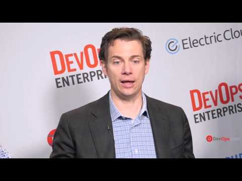 Mark Michaelis and Eric Passmore Interview at DevOps Enterprise Summit 2015