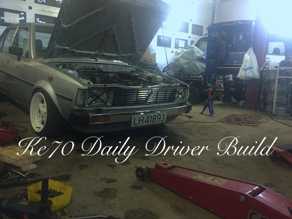 Ke70 Daily Driver Build Part 1 Change Diff New Rims
