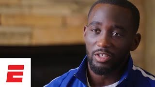 Terence Crawford shares the hardships he faced growing up without his dad | ESPN