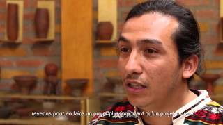 « Los pasos perdidos , Duo Esteban Valdivia / Pierre Hamon « (frances-español)