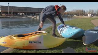 Boat Preparation - Tips for Canoeing and Kayaking in Winter