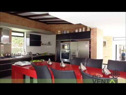 Enventa linda casa condominio una planta chia - Casas de una sola planta ...