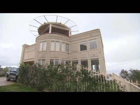 Live in this luxury 'safe' house