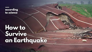 How to Survive an Earthquake,  According To Science