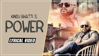 Power Kindu Bhatti Free MP3 Song Download 320 Kbps