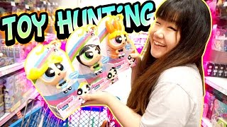 TOY HUNTING - Some New Toys & Clearance Found! - Funko Pops, Monster High, Powerpuff Girls and MORE!