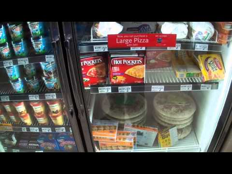 Inside 7-11 Store in Florida