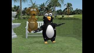 The Penguin Polka from MusicK8.com
