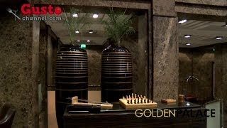 GUSTO channel: G RISTORANTE ITALIANO del Golden Palace (TO)