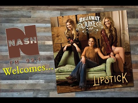 "Runaway June     ""Wild West"""