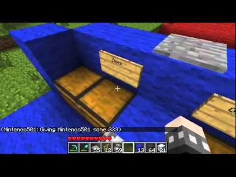 Minecraft Tutorials How To Build A Yu Gi Oh Duel Arena