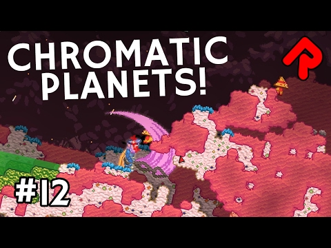 Chromatic Planets & Advanced Machinery | Let's Play