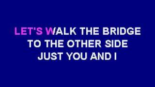 black eyed peas - meet me halfway (karaoke/instrumental)