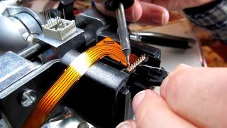 #127: Repair Log, Part 2: Icom IC-706MkIIG flex circuit replacement - DIY repair