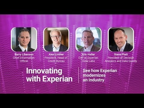 Harnessing Data For Evolving Consumer & Business Needs W/ @BrianSolis #ExperianLive