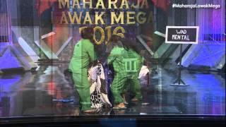 Maharaja Lawak Mega 2016 - Minggu 2 (Sorotan)