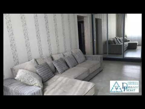 2-комнатная квартира с евро ремонтом в Красково