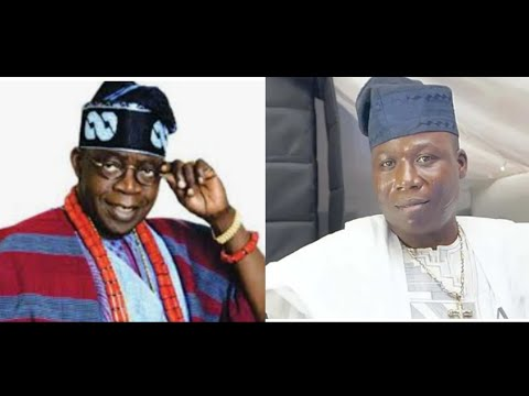 Watçh what Sunday igboho said about ASIWAJU BOLA TINUBU…
