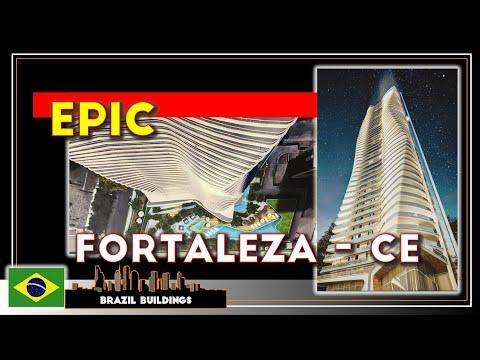 Brazil Tallest Buildings | Epic | Fortaleza - CE