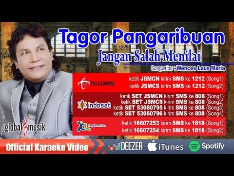 Tagor Pangaribuan - Jangan Salah Menilai (Official Karaoke Video) #music